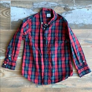 Crewcuts button down